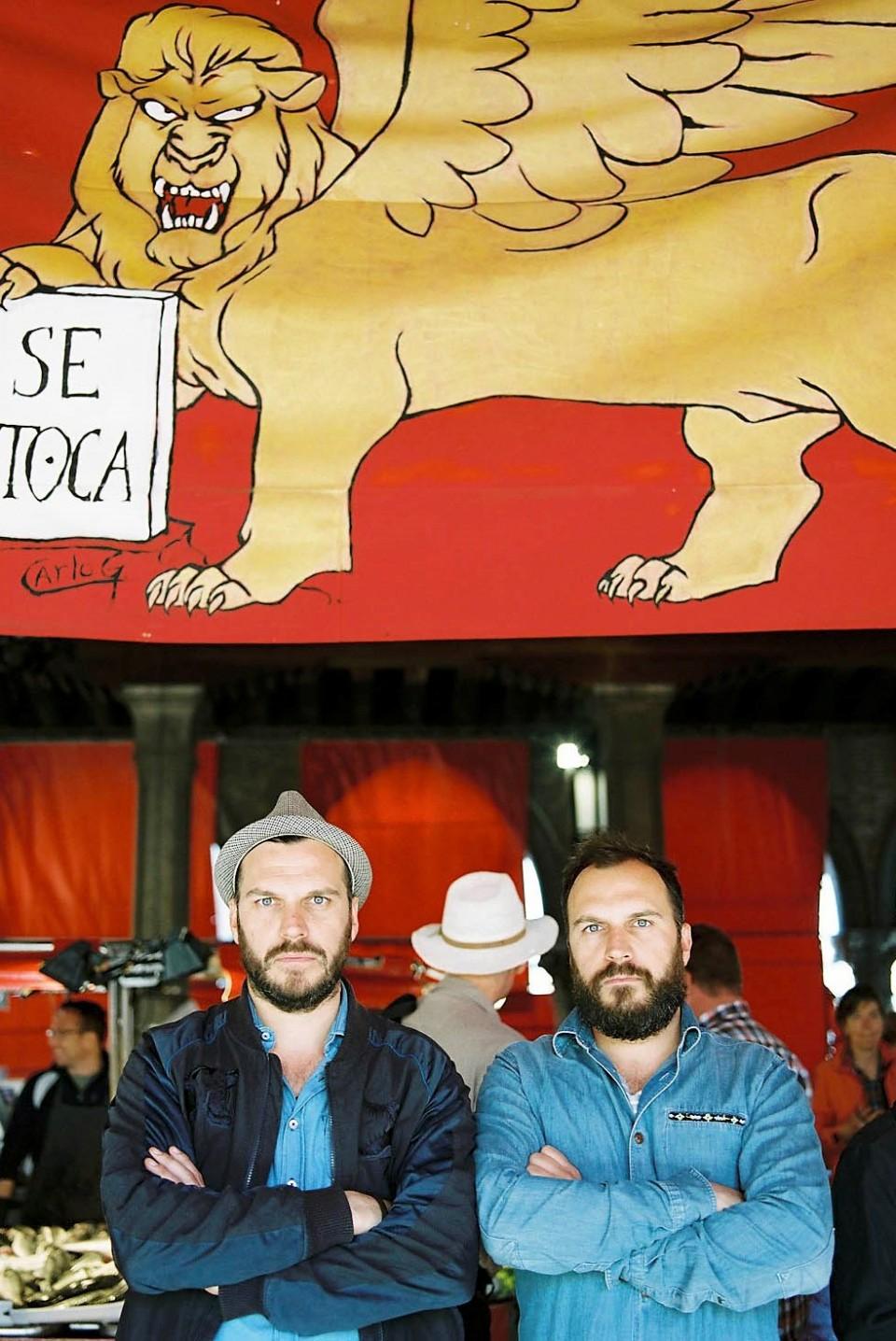החבר'ה של xemei מברצלונה